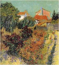 Van_Gogh_Kopshti_prapa_shtepise